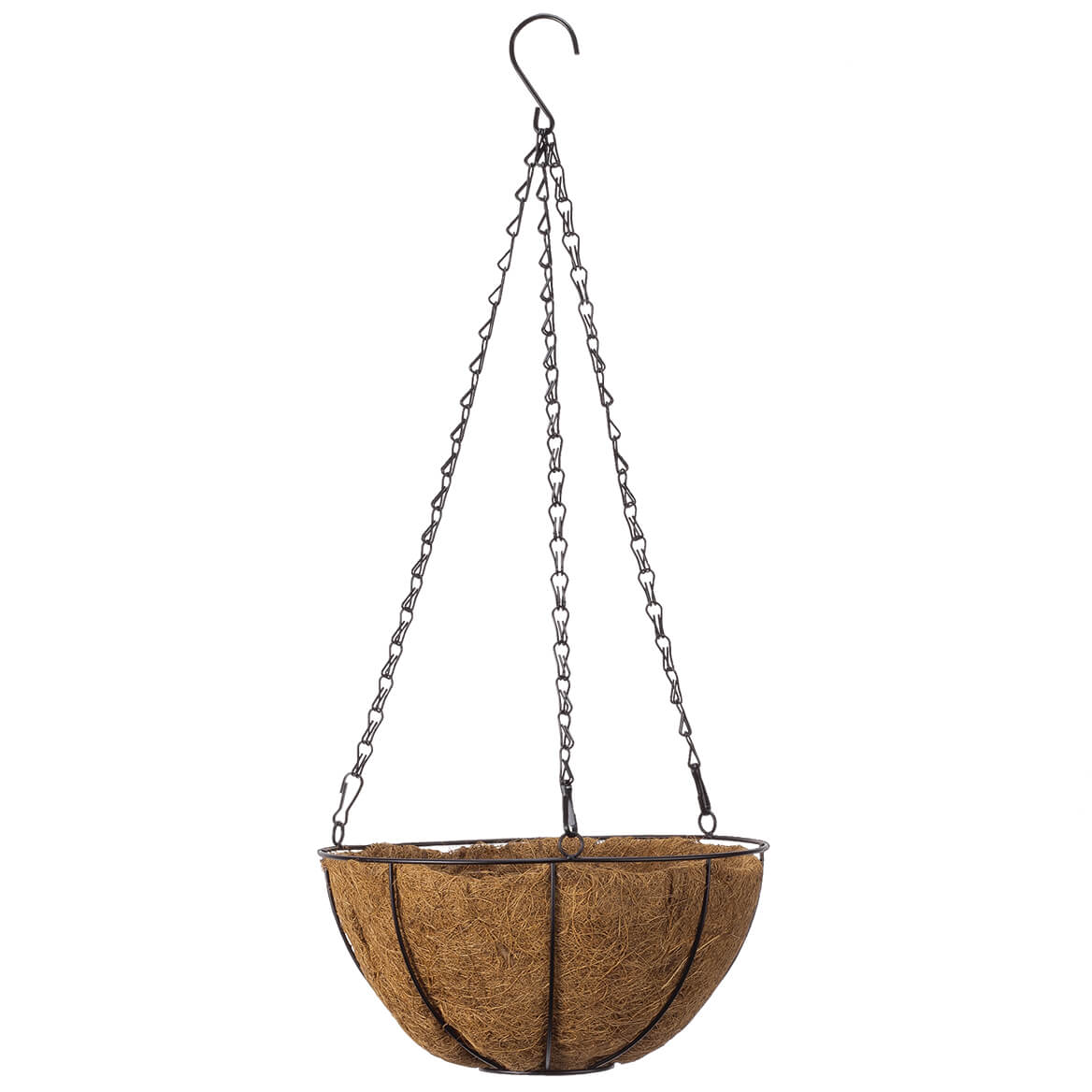 "10"" Coco Wire Hanging Basket by OakRidge™-355162"