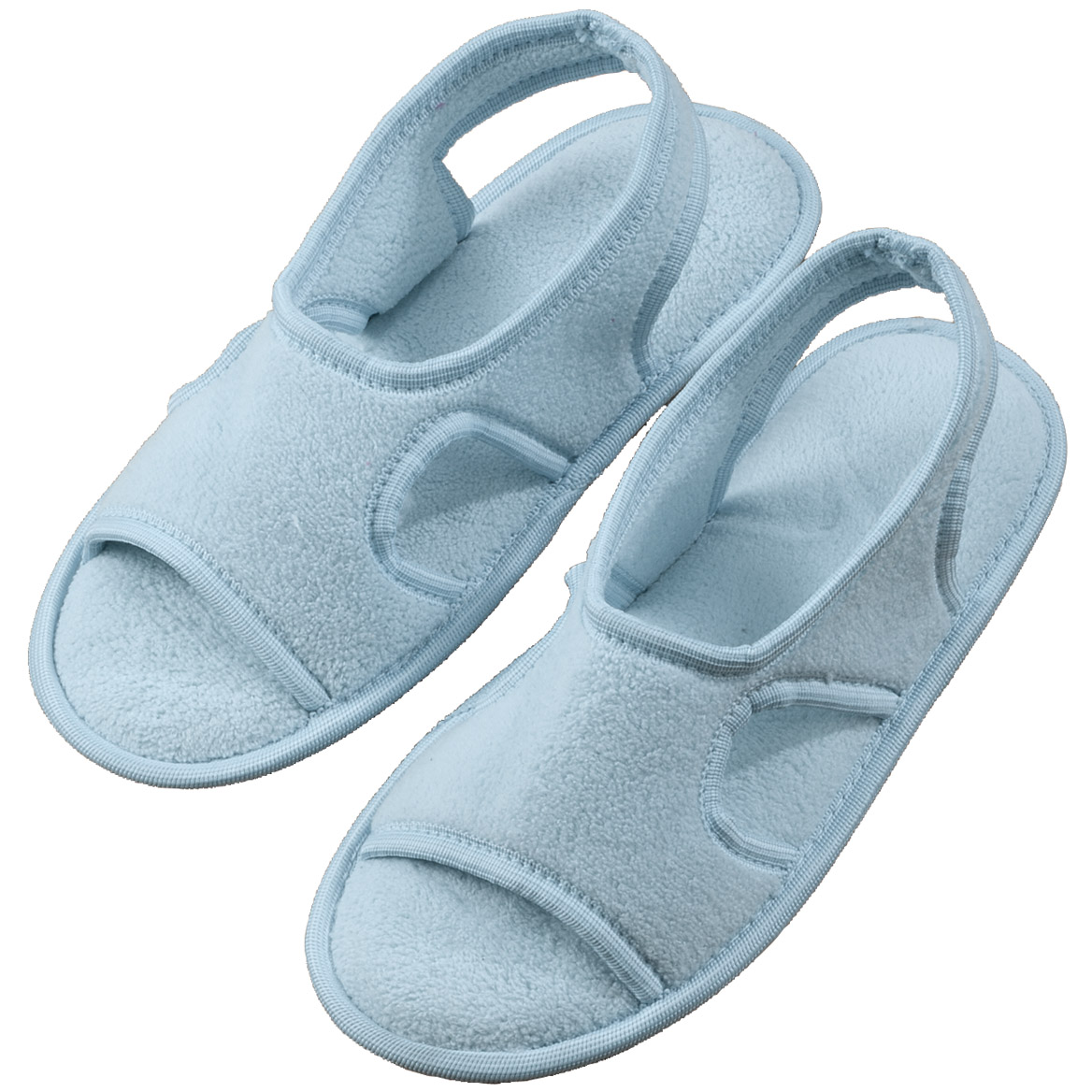 Terry Memory Foam Slipper-355384