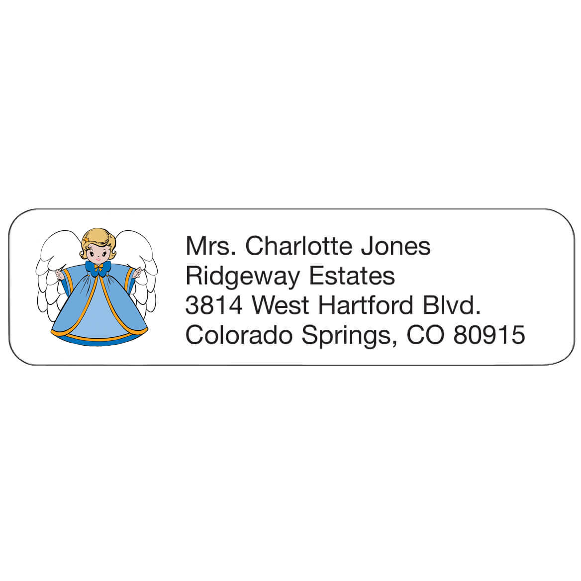 Personal Design Labels Little Angel-355704