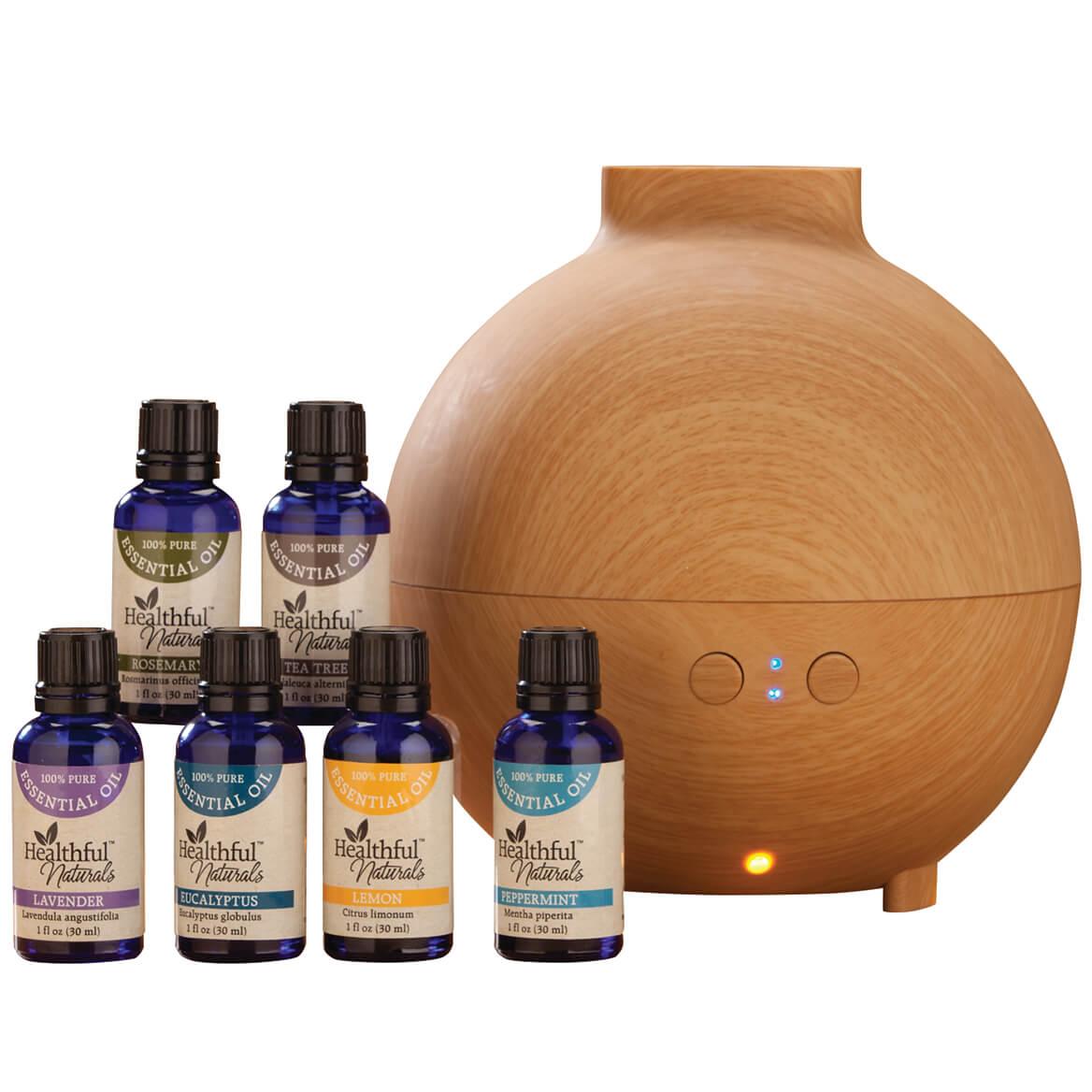 Healthful™ Naturals Starter Kit & 600 ml Diffuser-356535