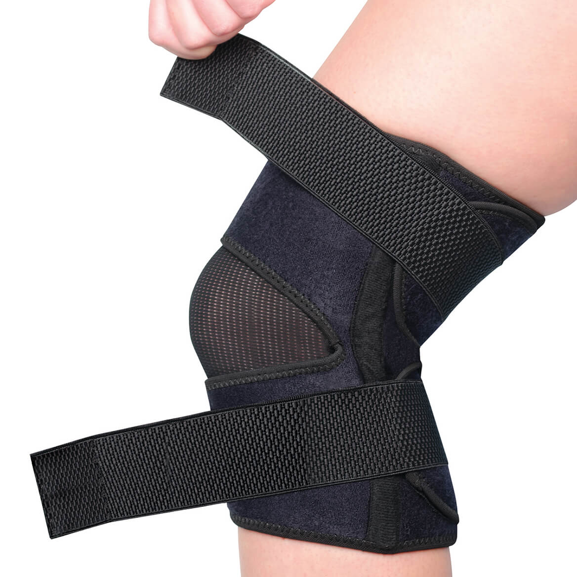 Comfort Fit Knee Compression Wrap-356926