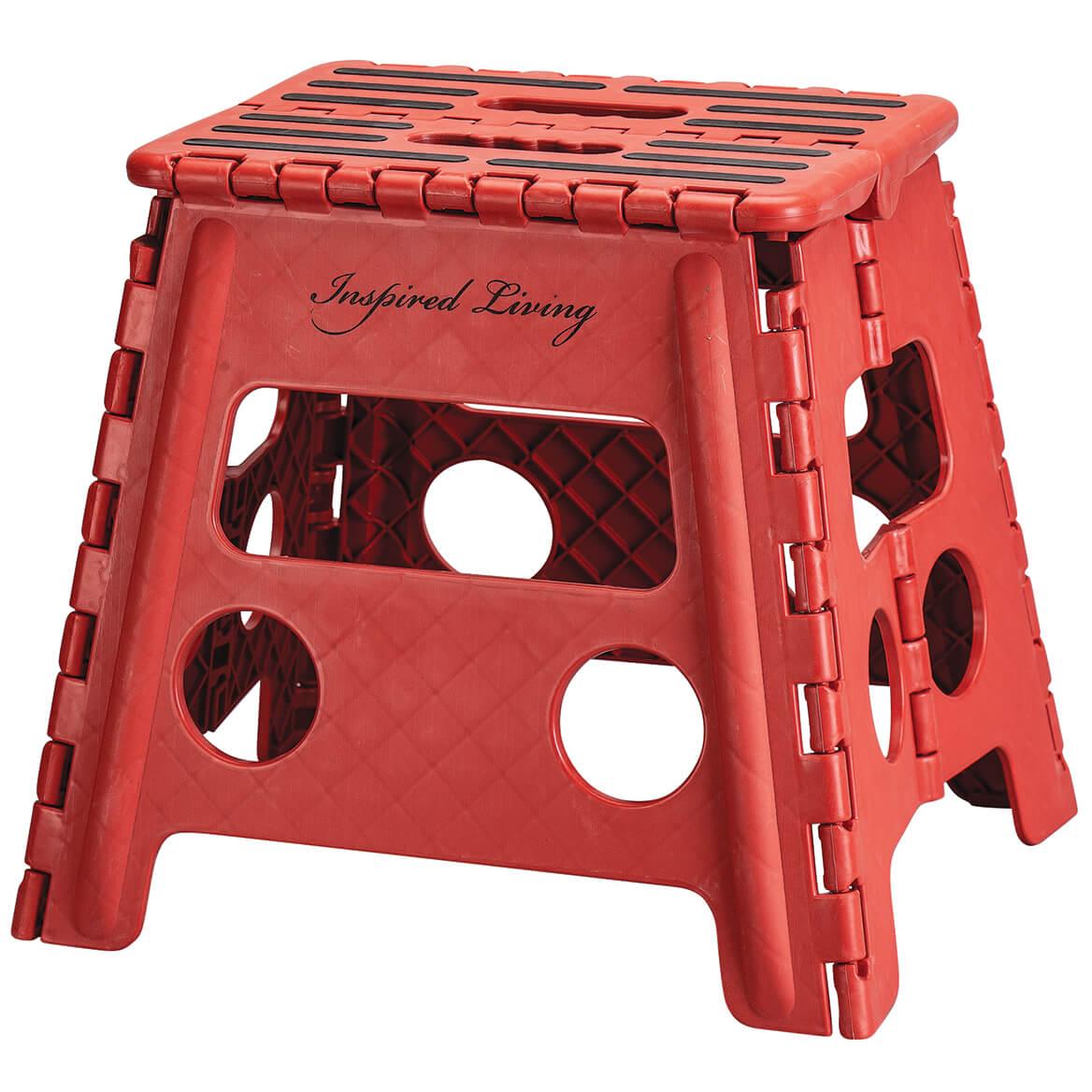 13 Inch Folding Step Stool-356931