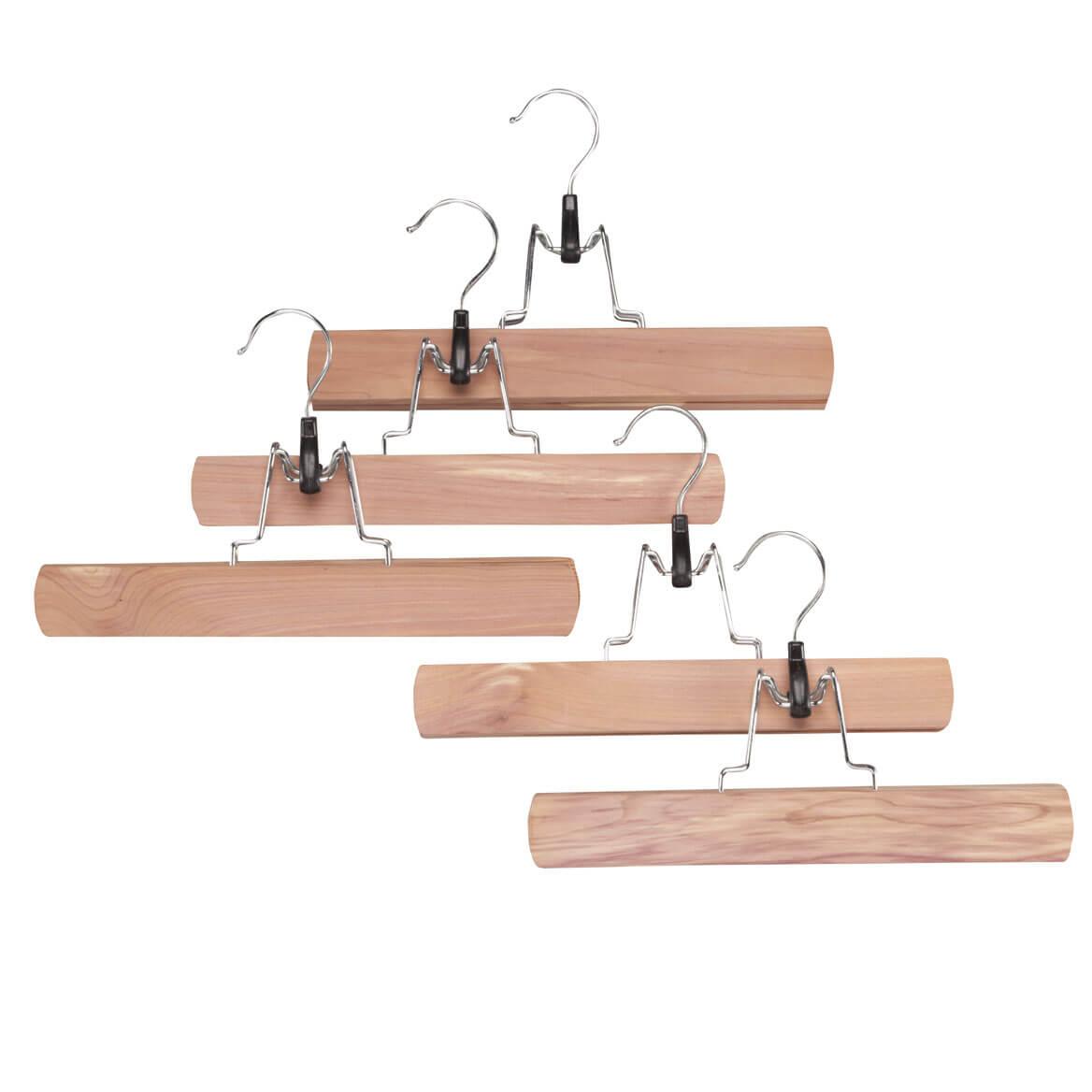 Cedar Pant Hangers, Set of 5 by OakRidge™-357850