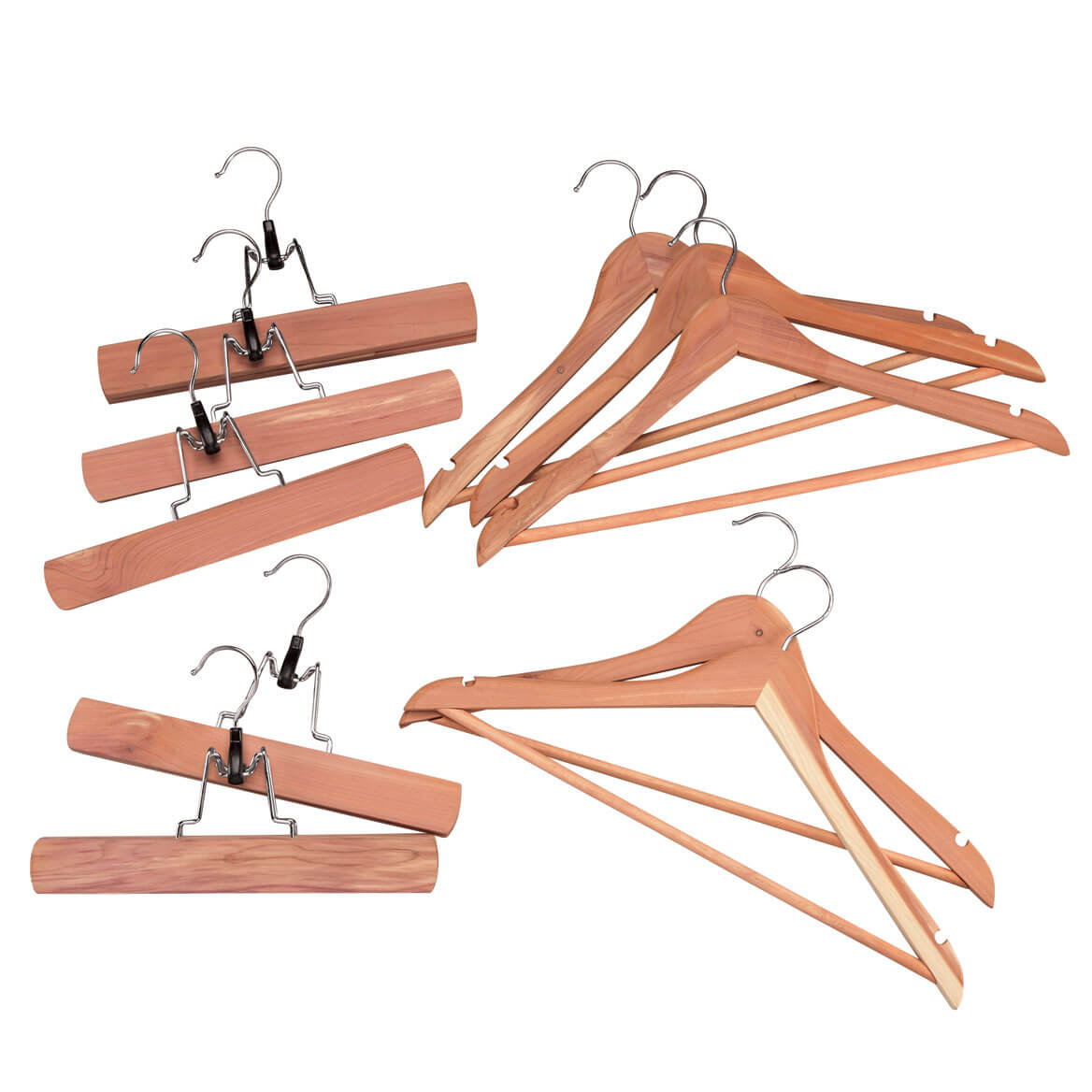 Essential Cedar Hangers Starter Kit by OakRidge Accents-357855