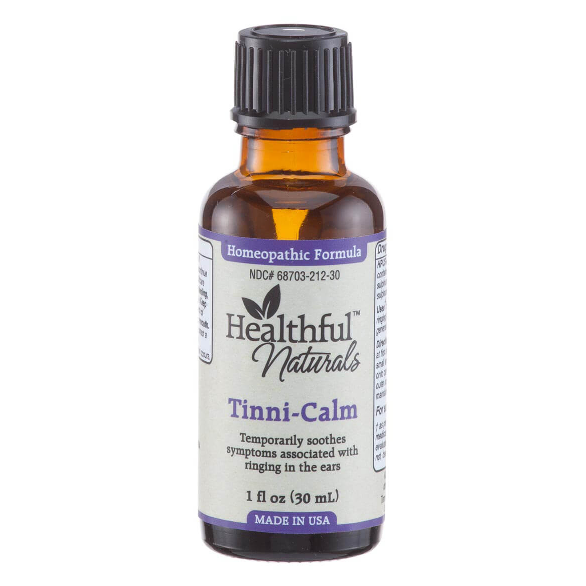 Healthful™ Naturals Tinni-Calm - 30ml-357960