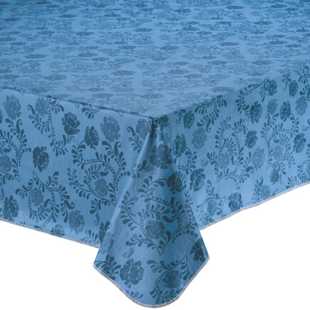 The Kathleen Vinyl Table Cover By Home Style Kitchen™ 358487