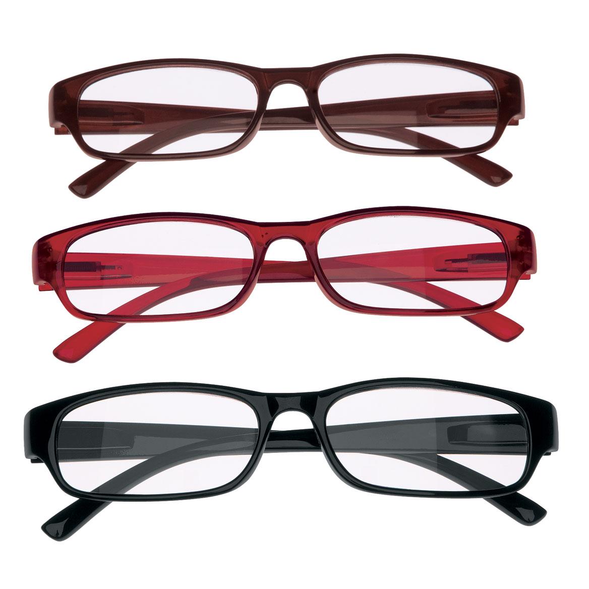Bifocal Reading Glasses, Set of 3-358872