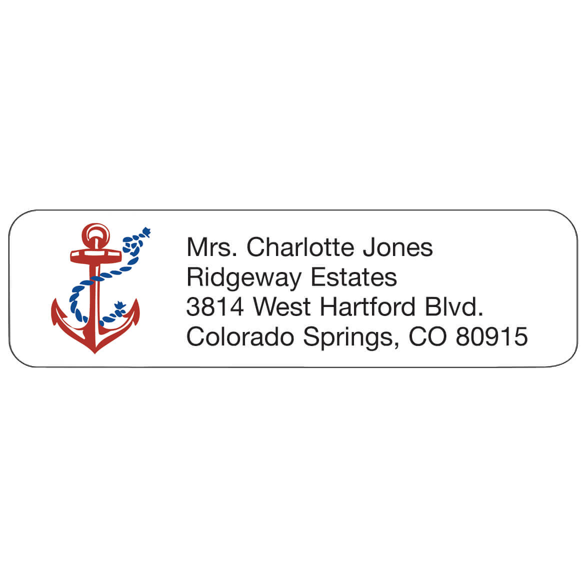 Anchor Personal Design Labels-358968