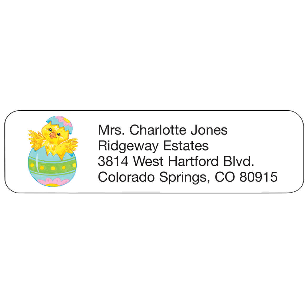 Personal Design Label My Easter Bonnet-358974