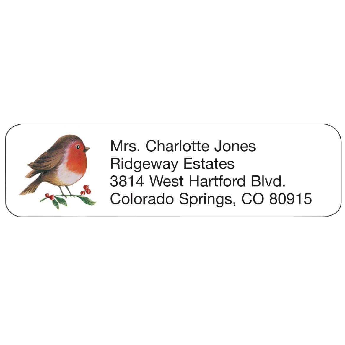 Personal Design Label Robin-358984