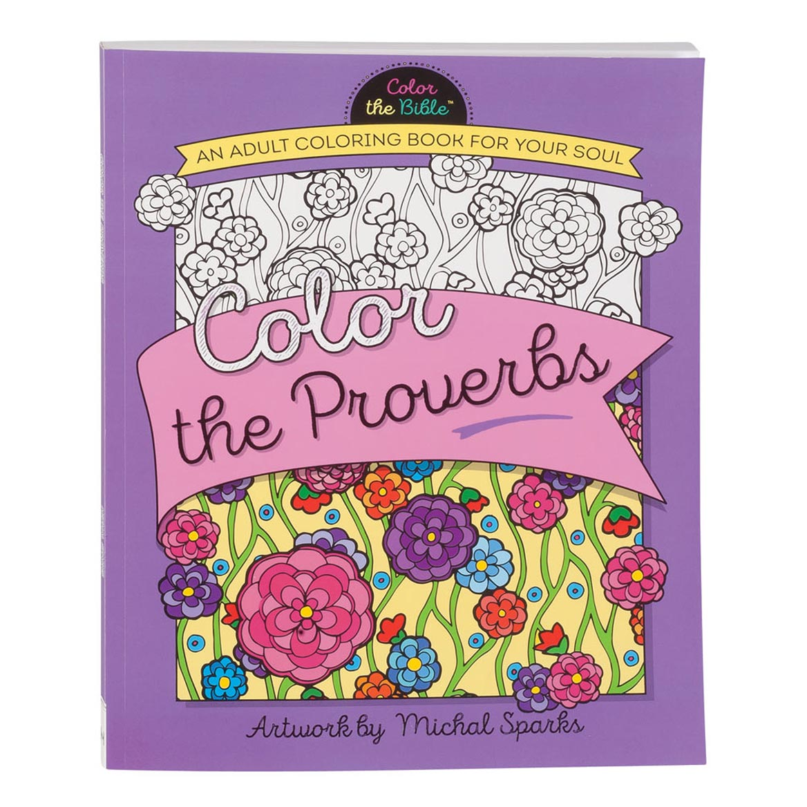 Color the Proverbs Coloring Book - Coloring Pages - Walter Drake