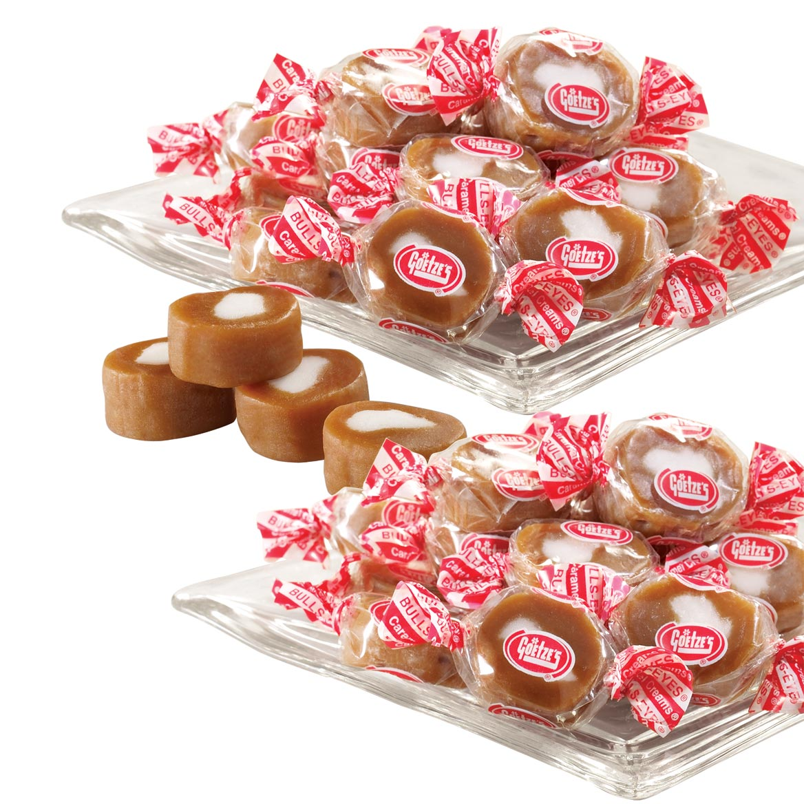 Caramel Creams® Candy, 12.5 oz., Set of 2-359366