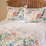 Eden 4 Piece Comforter Set, Queen