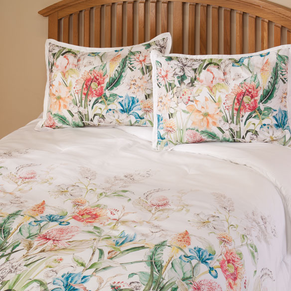 Eden 4 Piece Comforter Set Queen