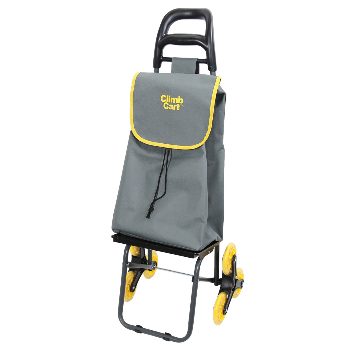 As Seen On TV The Climb Cart - Folding Dolly - Metal Cart - Walter Drake