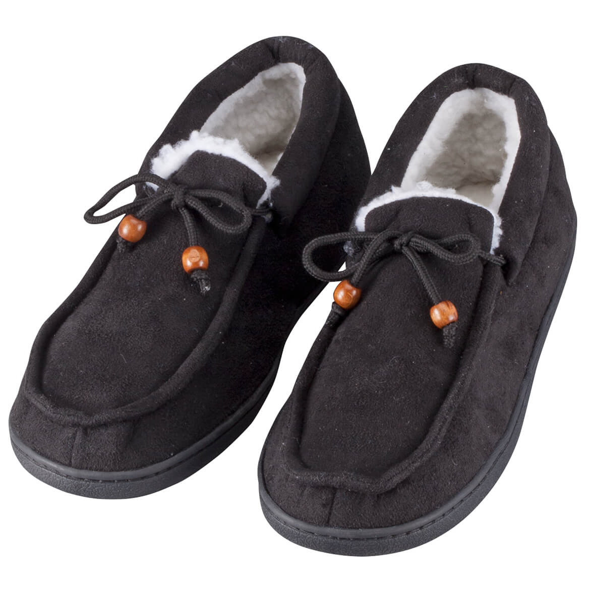 Mens Indoor/Outdoor Memory Foam Moccasins-360023