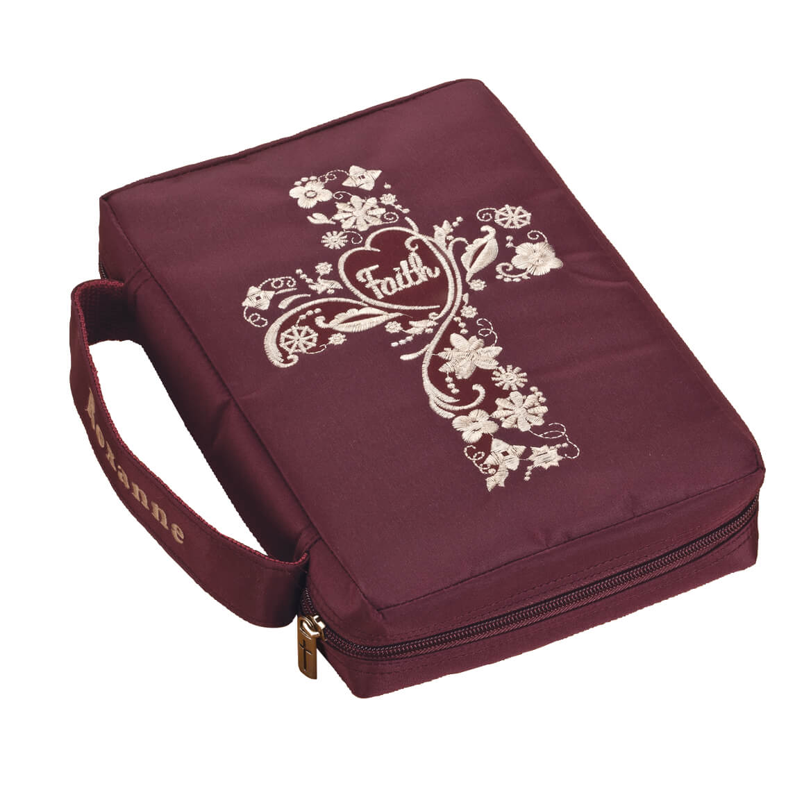 Personalized Faith Bible Cover-360915