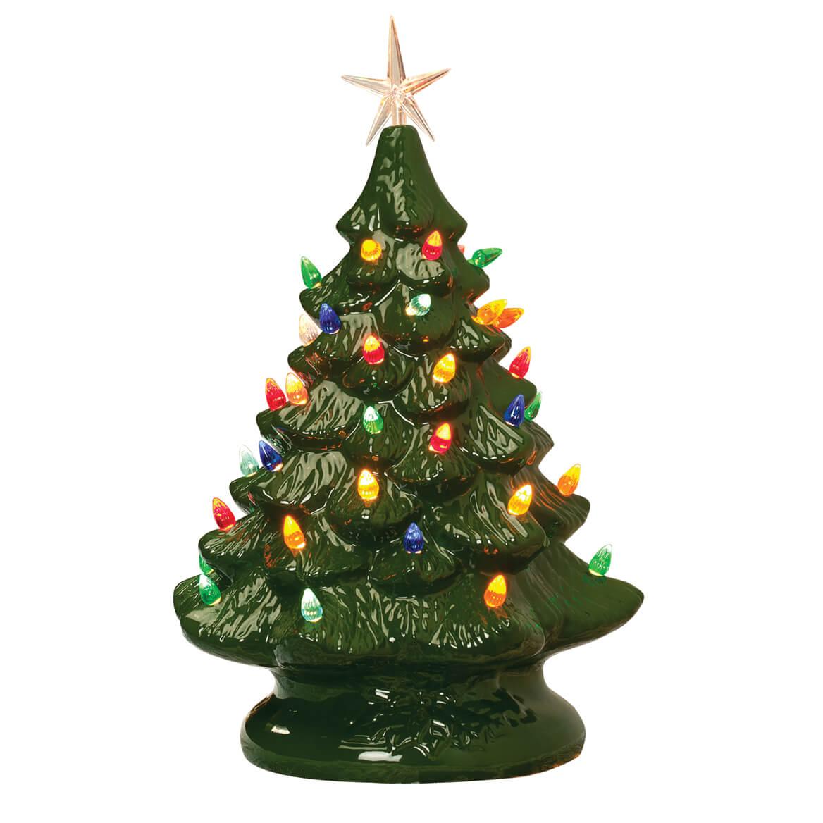 The Christmas Trees: Christmas Tree Bubble Lights