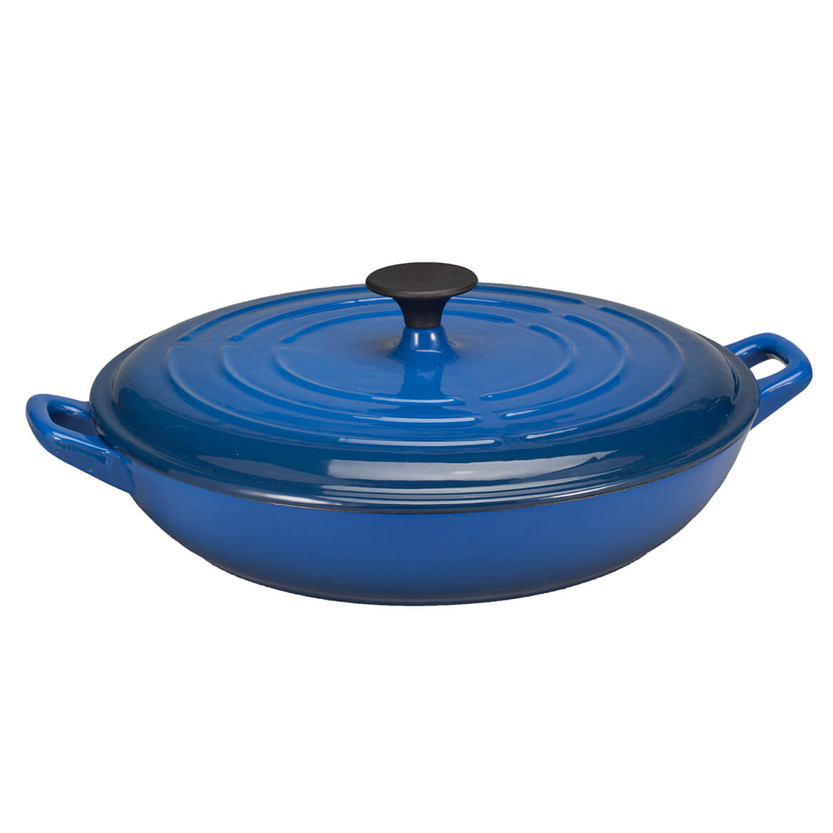 Home Marketplace Enamel Cast Iron 2pc Braiser-362482