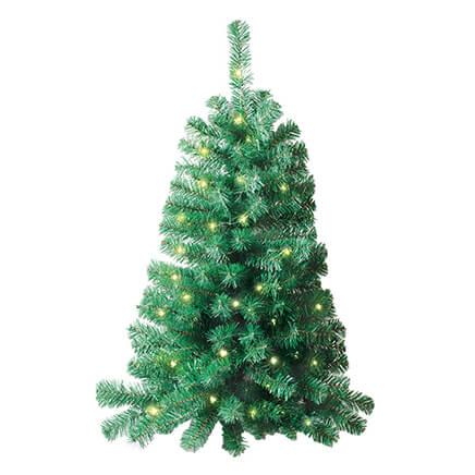 3u0027 Lighted Wall Christmas Tree 362903