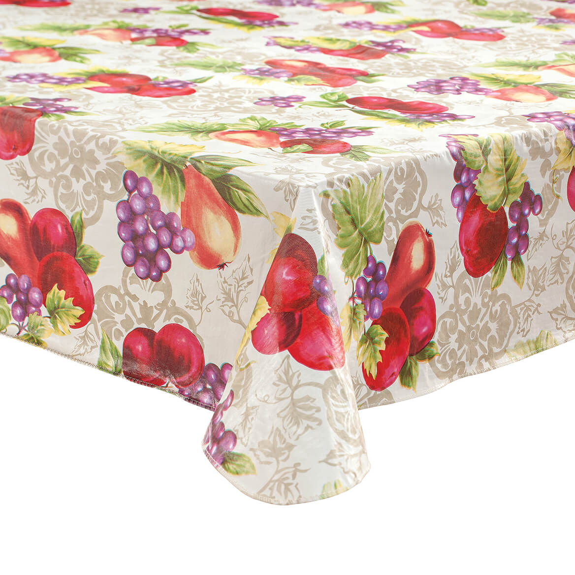 Fruit Harvest Vinyl Tablecover-363463