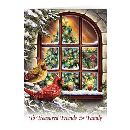 personalized treasured friends christmas cards set of 20 363932 - Christmas Images For Cards