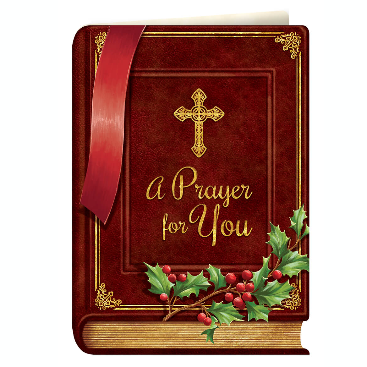 Prayer Card Gift - Personalized Christmas Cards - Walter Drake