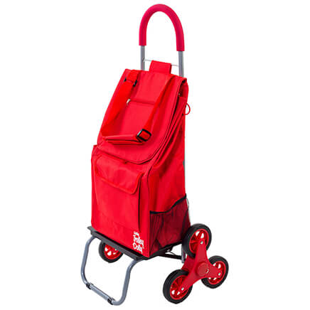 As Seen On TV The Climb Cart - Folding Dolly - Metal Cart