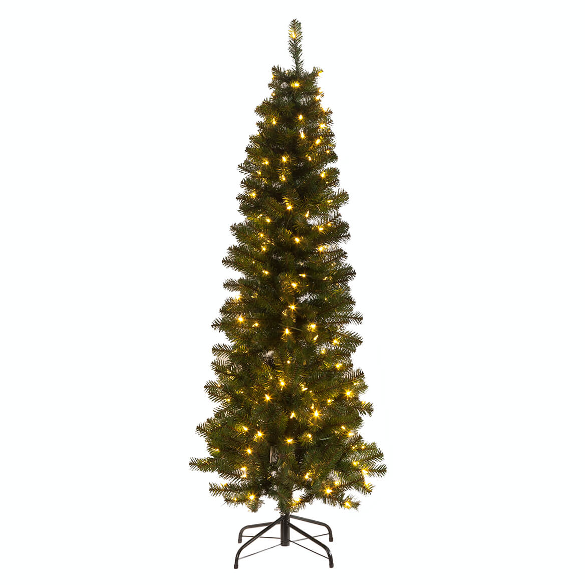6' Color-Changing Pencil Tree Holiday Peak™   XL-364661