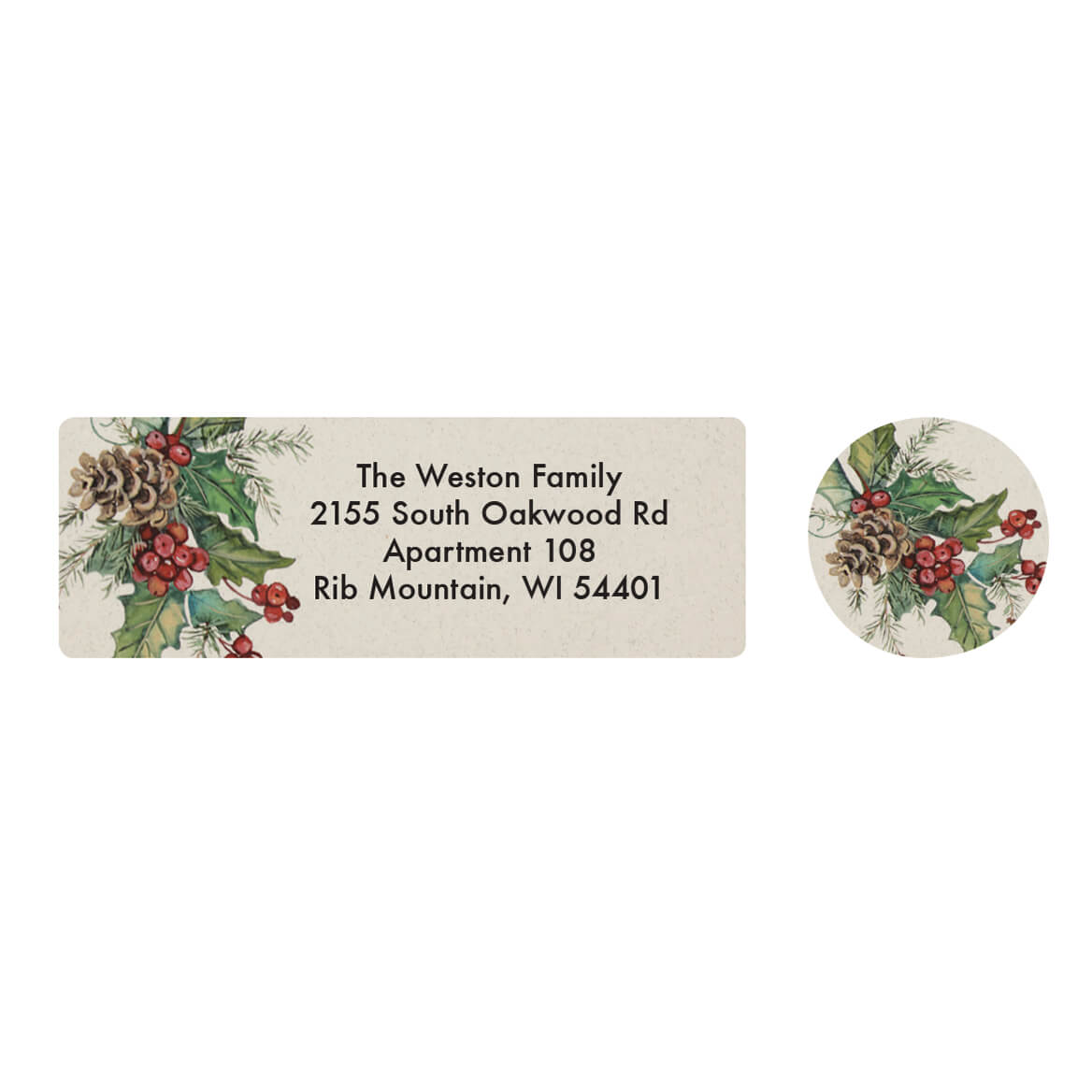 Personalized Looking for Jesus Address Labels & Seals 20-364702