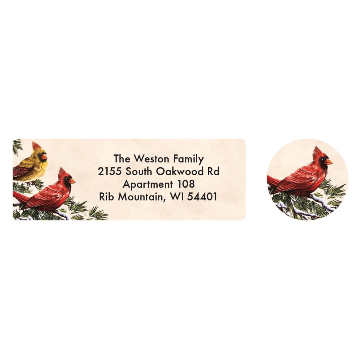 Personalized Treasured Friends Address Labels & Seals 20-364716