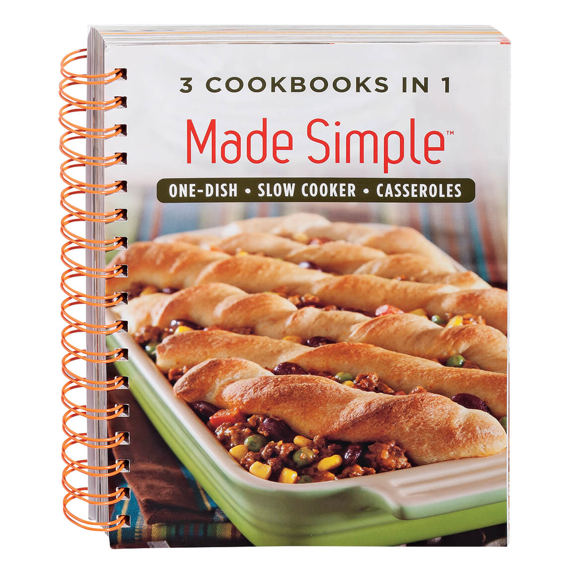 Made Simple 3 Cookbooks in 1-366197