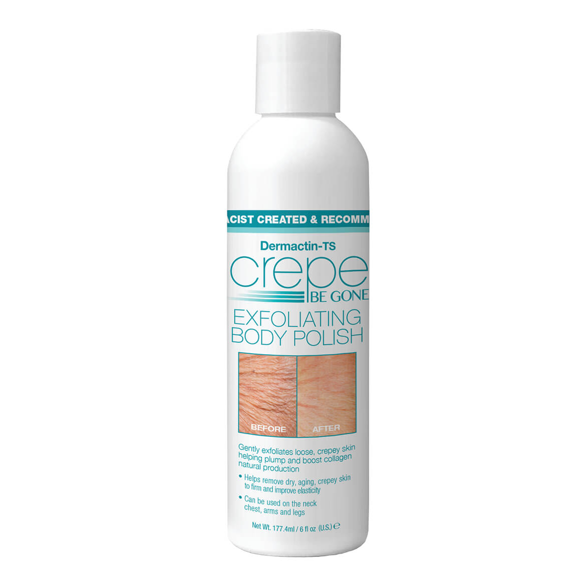 Crepe Be Gone Exfoliating Body Polish 6 oz.-366727