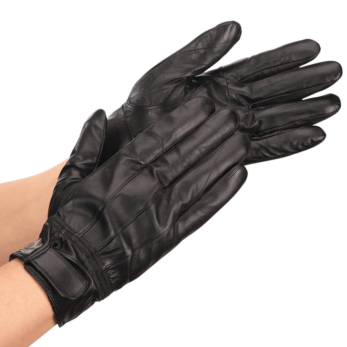 Men's Leather Gloves-368098