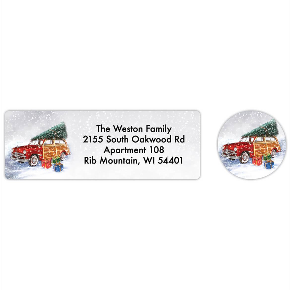 Personalized Mason Jar Labels & Seals 20-368271