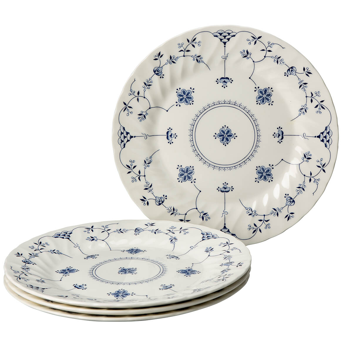 Finlandia Set of 4 Dinner Plates-368567