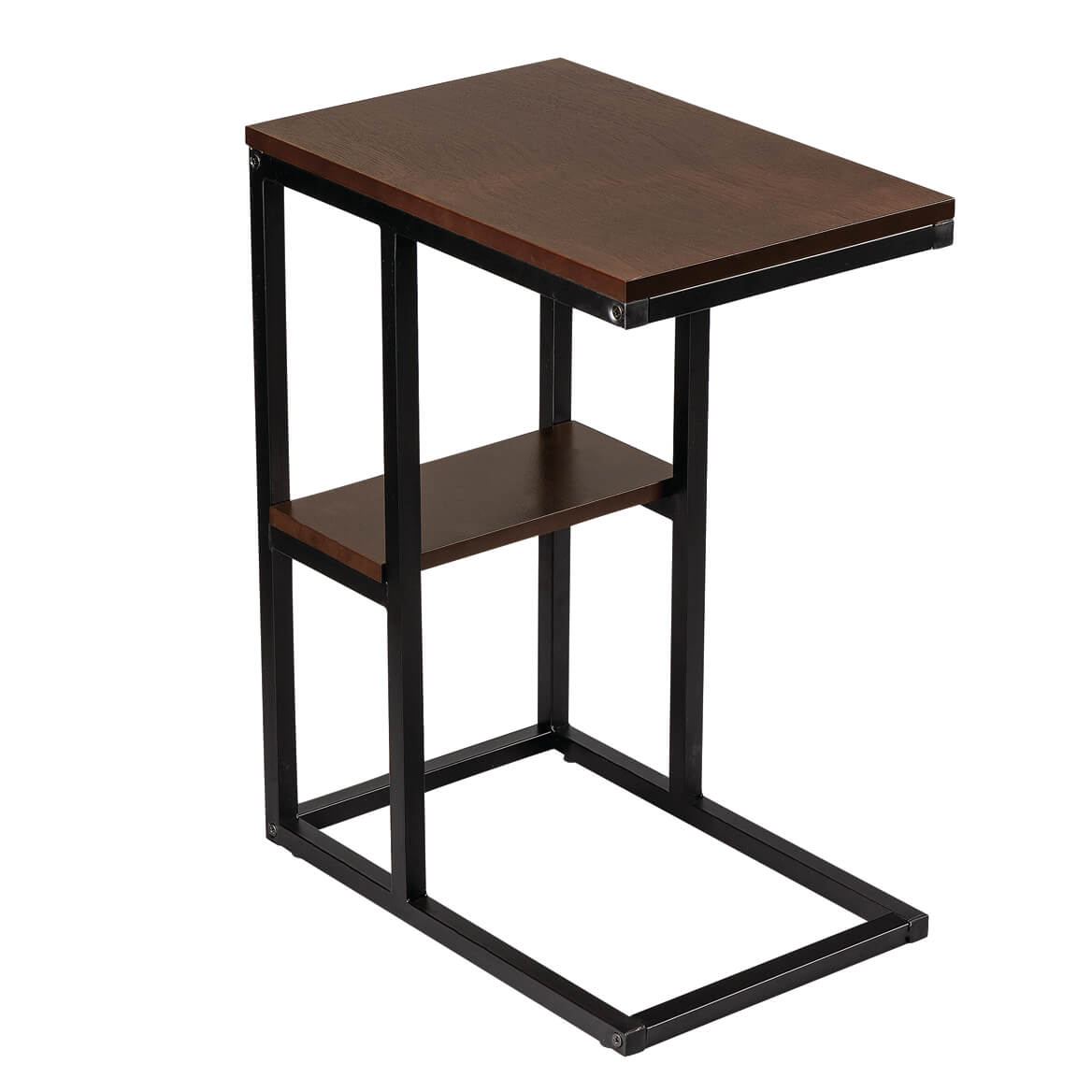 Side Accent Table with Shelf by OakRidge™-368679