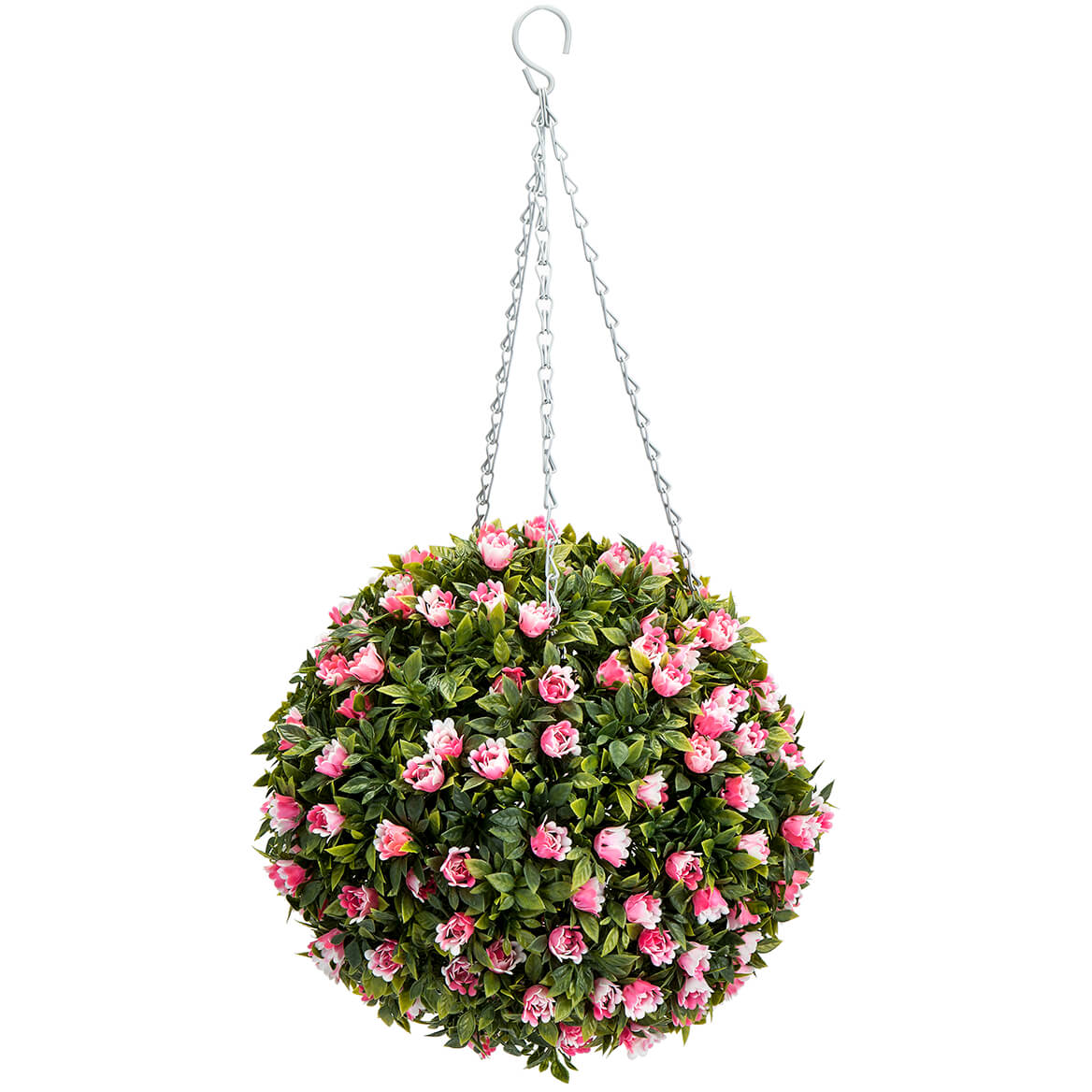 Hanging Rose Topiary Ball by OakRidge™-368833