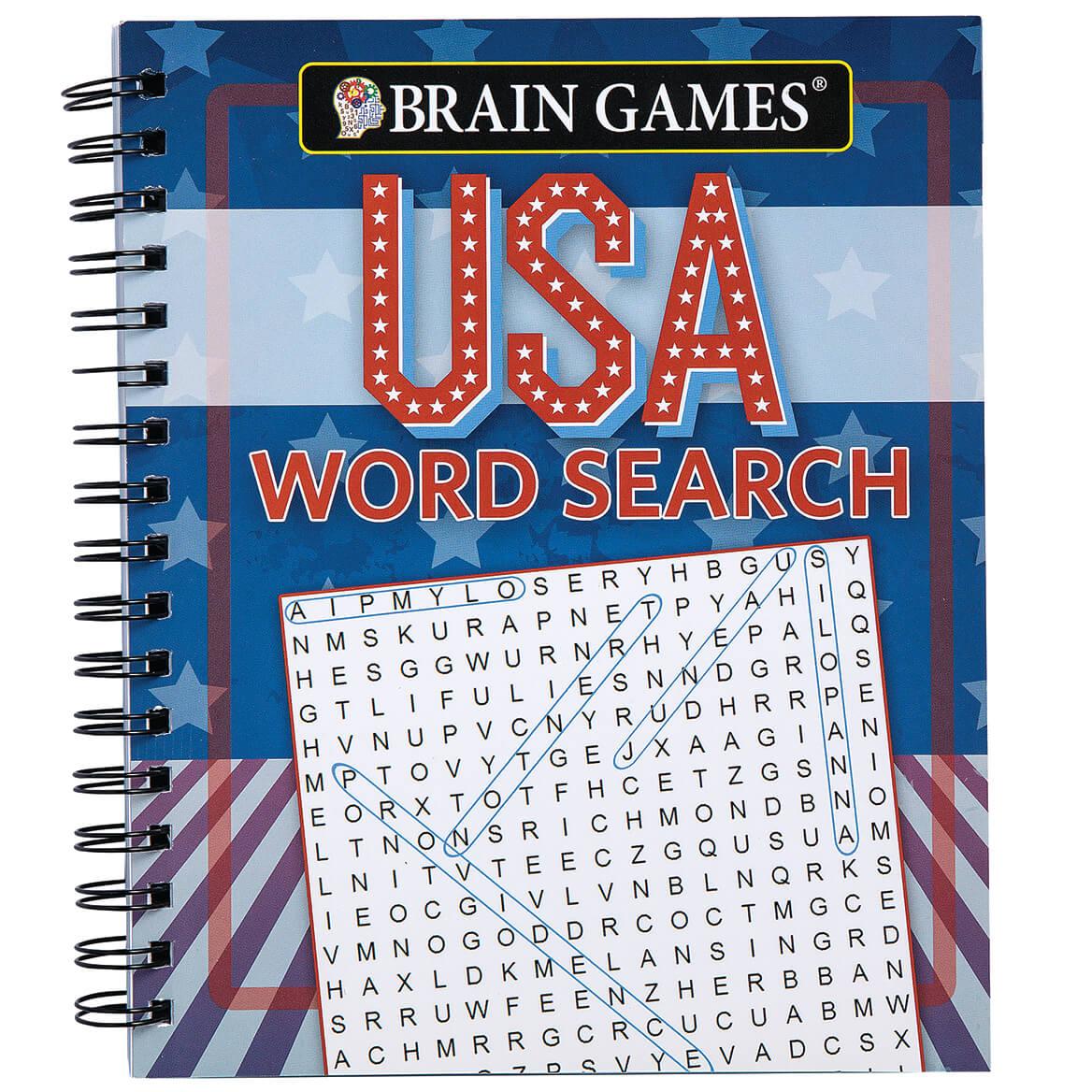 Brain Games® USA Word Search-368867