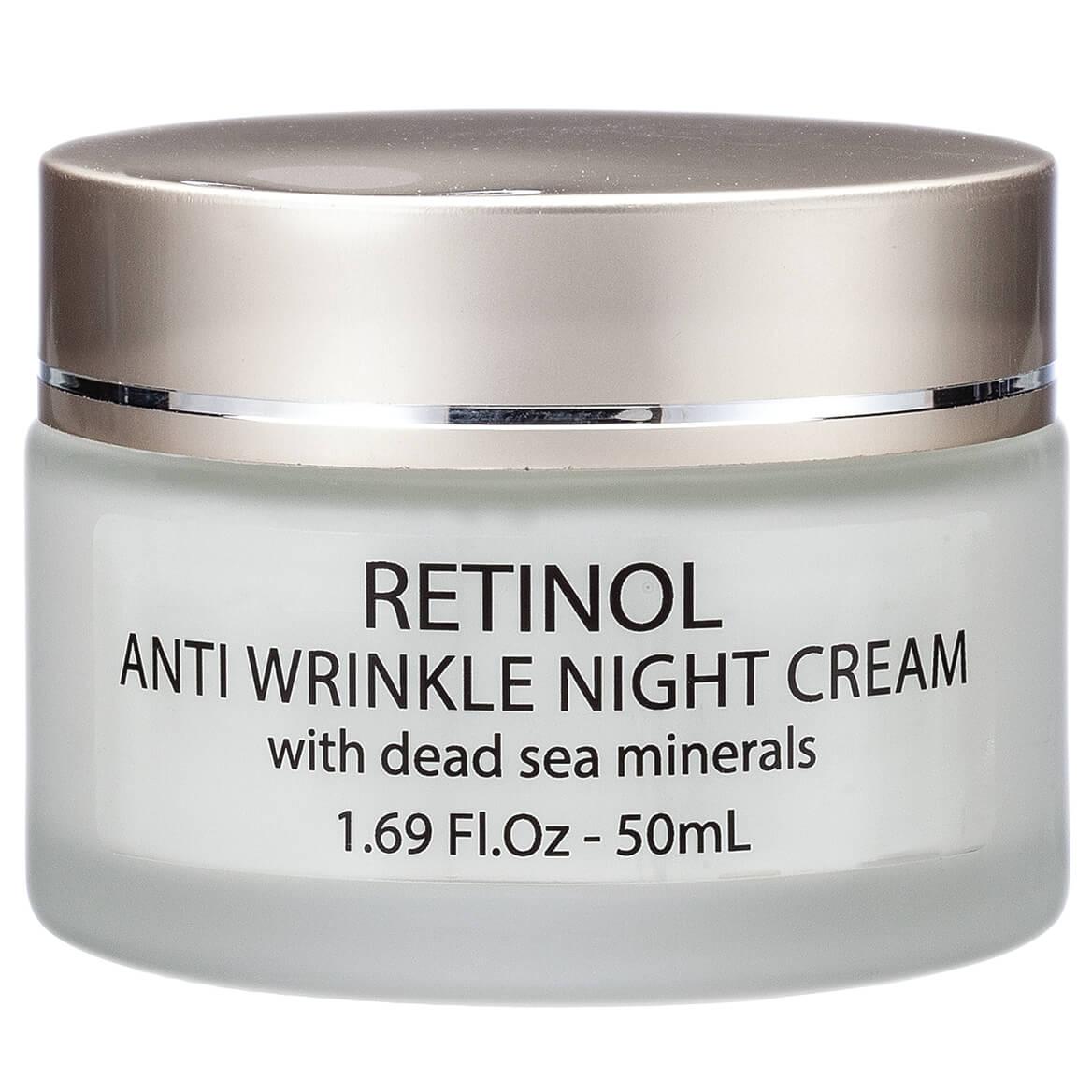 Dead Sea Collection Retinol Anti Wrinkle Night Cream-368917