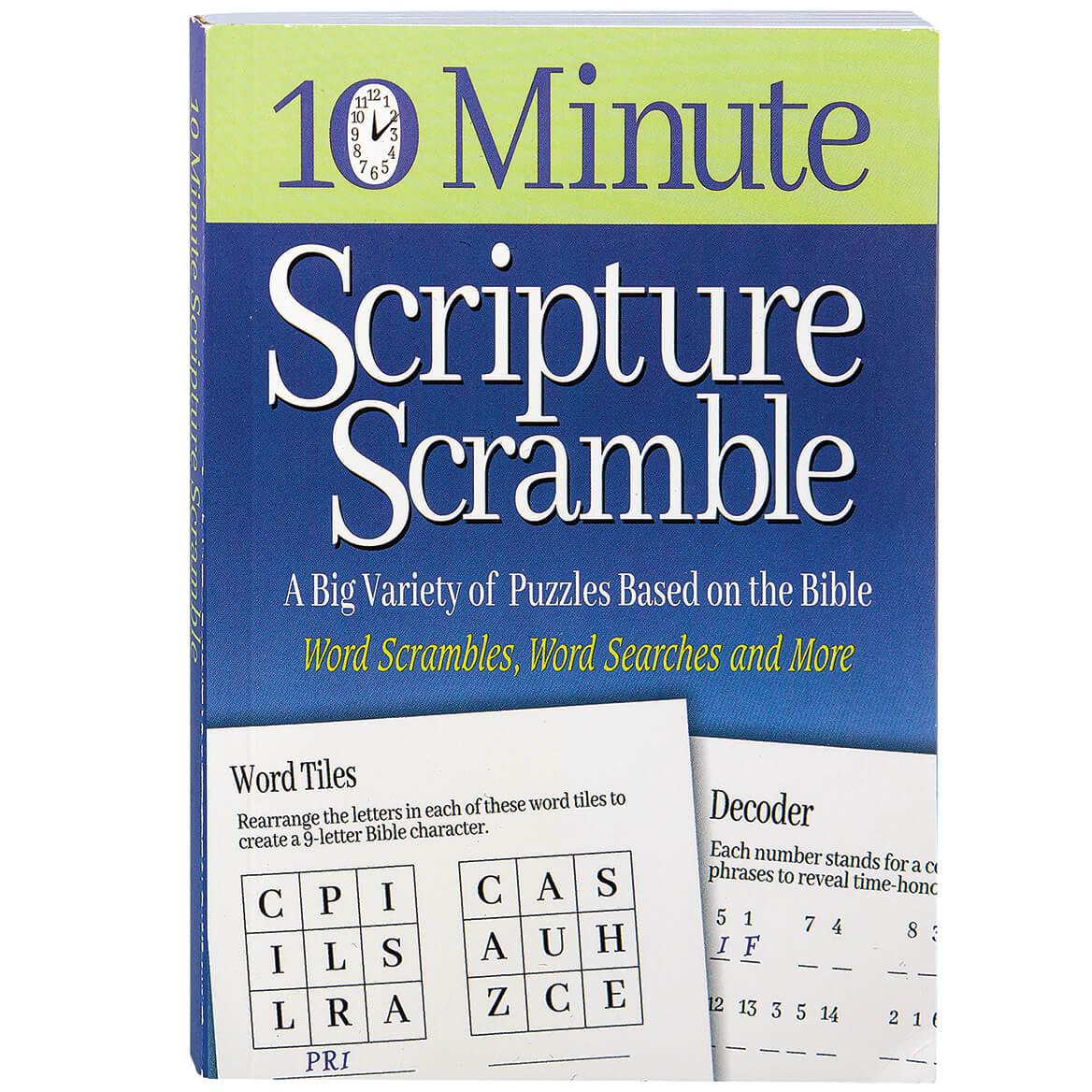 10 Minute Scripture Scramble-369295