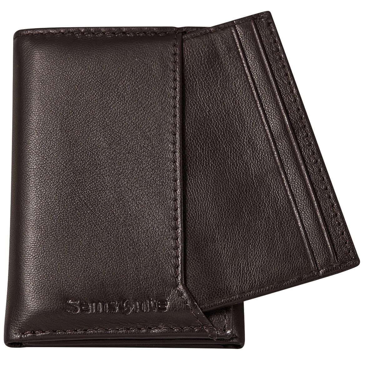 Samsonite Trifold RFID Leather Wallet-369309