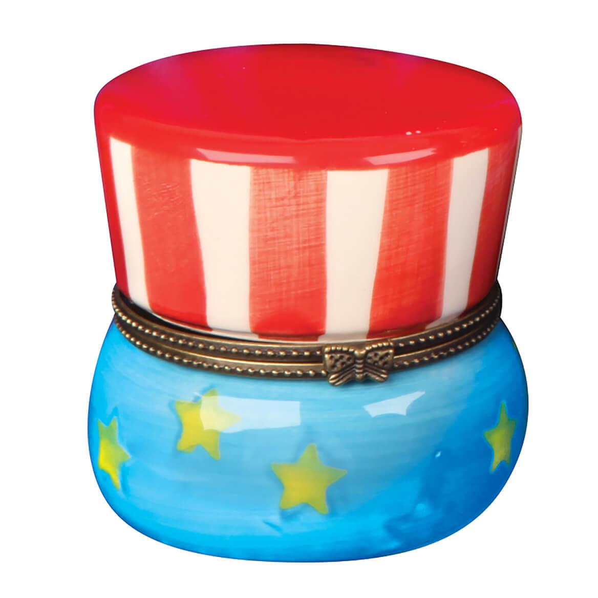 Magnifique™ Porcelain Trinket Box-369991