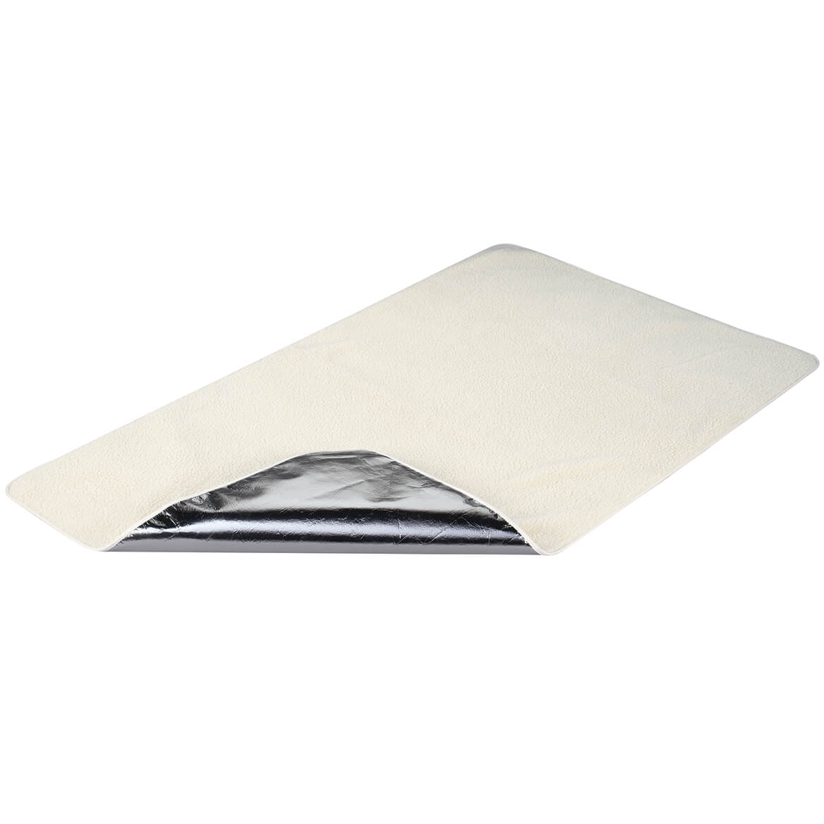 Dual Sided Heat-Reflective Blanket or Mattress Pad-370323