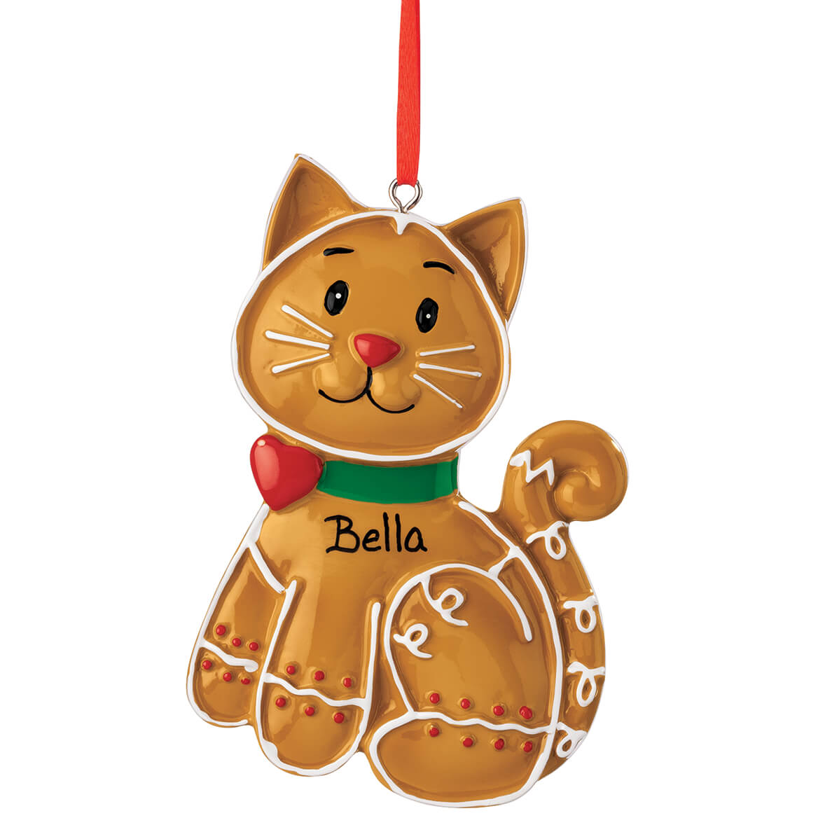 Personalized Pet Gingerbread Ornament-370467