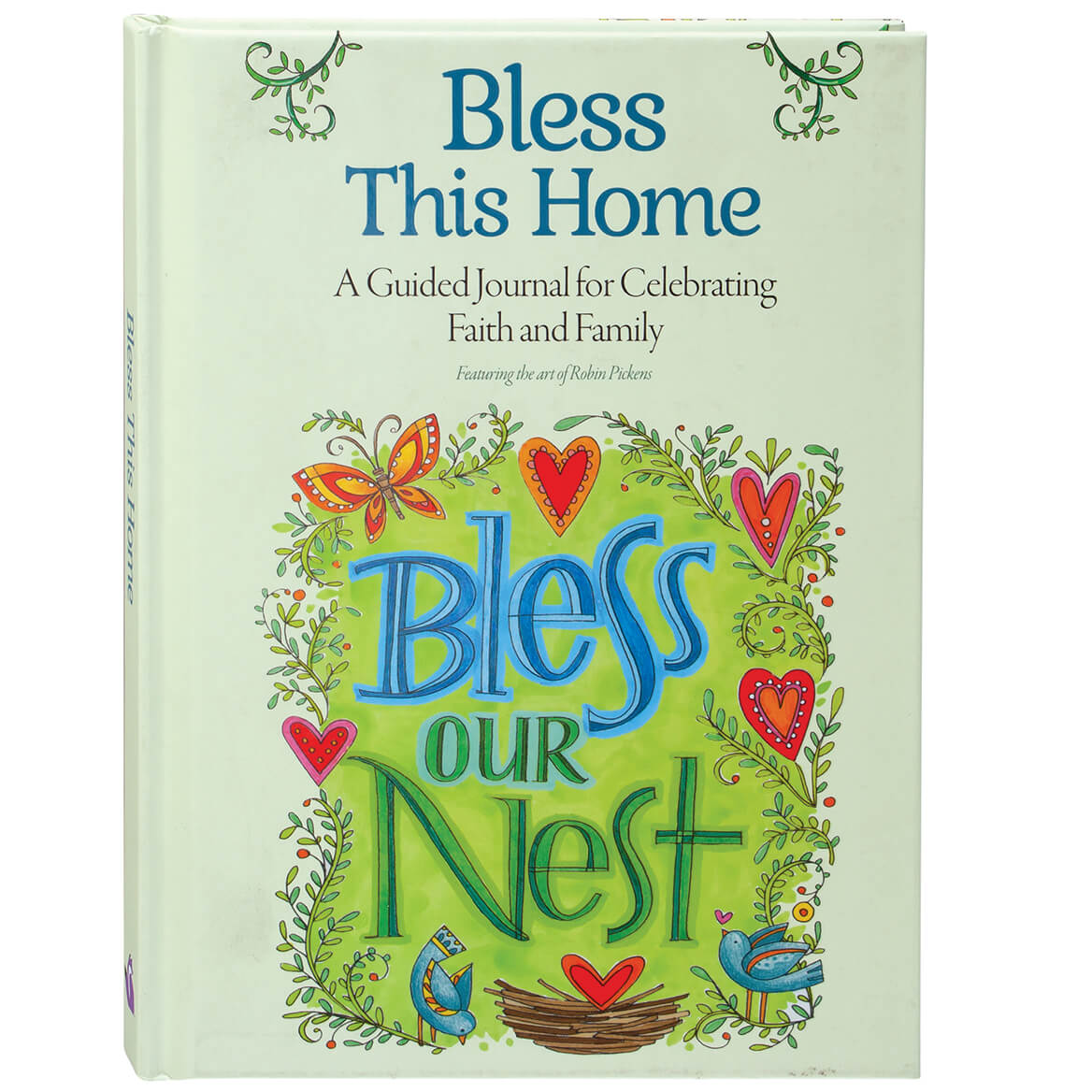 Bless This Home A Guided Journal-370719