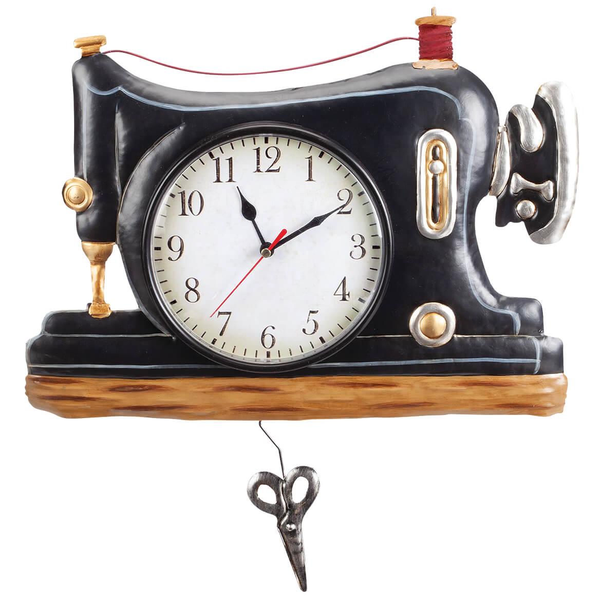 Vintage Pendulum Sewing Clock-370724