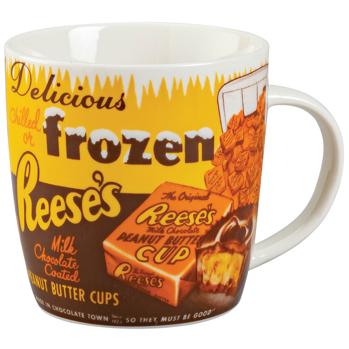 Reese's® Peanut Butter Cup Vintage Mug-370902