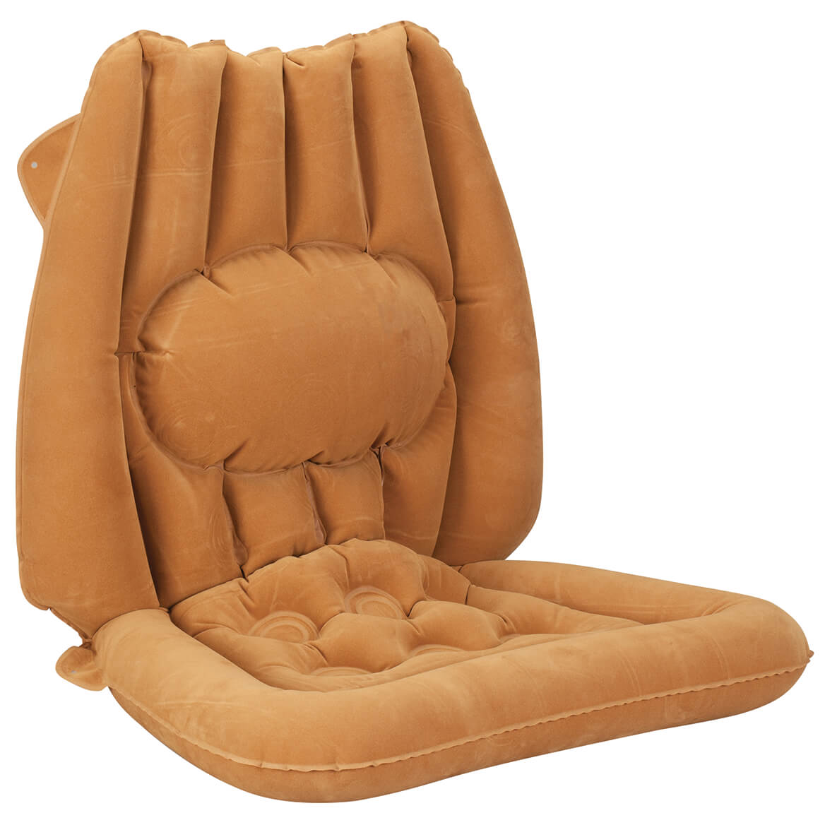Inflatable Comfort Chair Cushion with Lumbar Support-371133