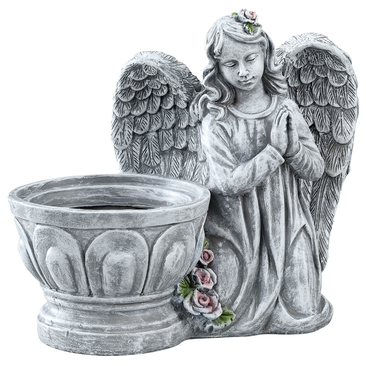 Resin Angel Planter by Fox River™ Creations-371198